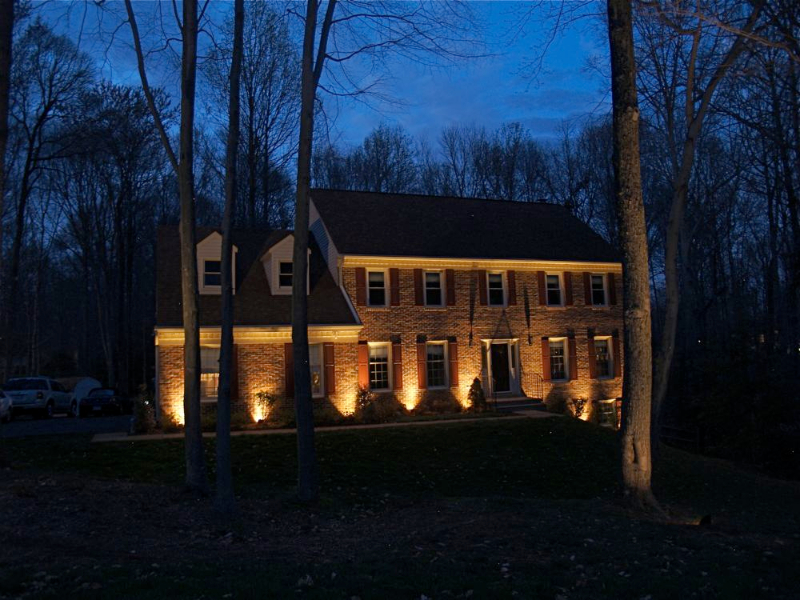 maryland landscape lighting contractor low voltage landscape lights