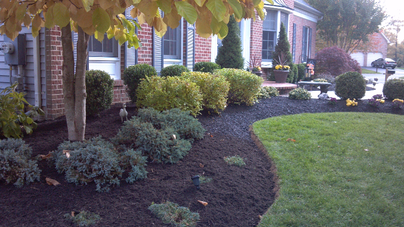 Maryland Residential Landscape Contractor