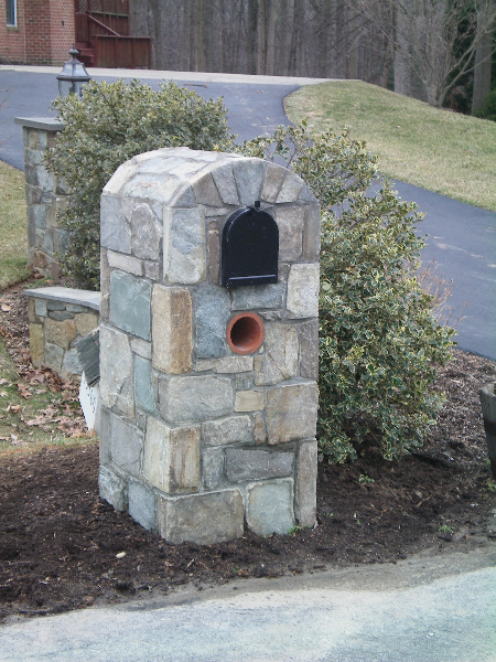Maryland Custom Mailbox Contractors