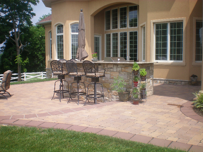 Maryland Paver Patio Contractor