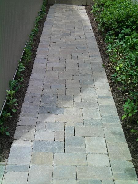 Paver Walkways | Divine Landscaping, Inc.